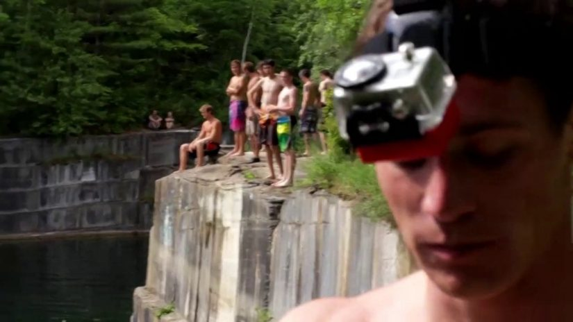 Cliff Diving | aquasport tv | Page 3