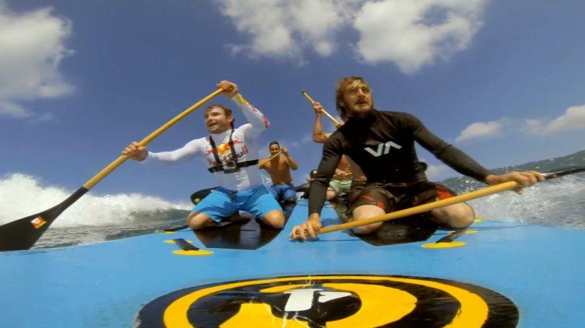 Jamie Sterling and Friends: SUP-Squatch Attacks! | aquasport.tv