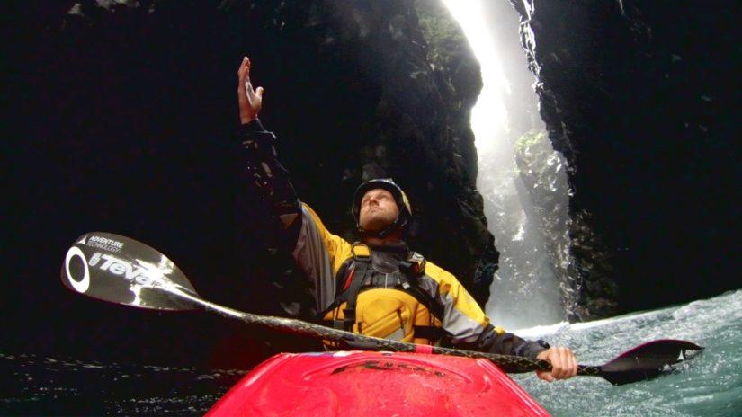 Kayak New Zealand   aquasport.tv