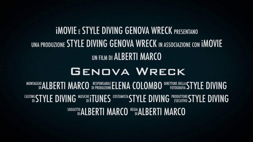 Genova Wreck