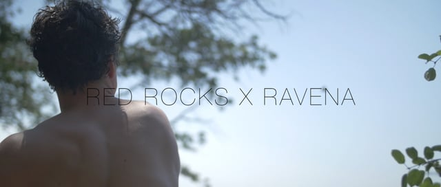 RED ROCKS x RAVENA: Cliff Jumping | aquasport.tv
