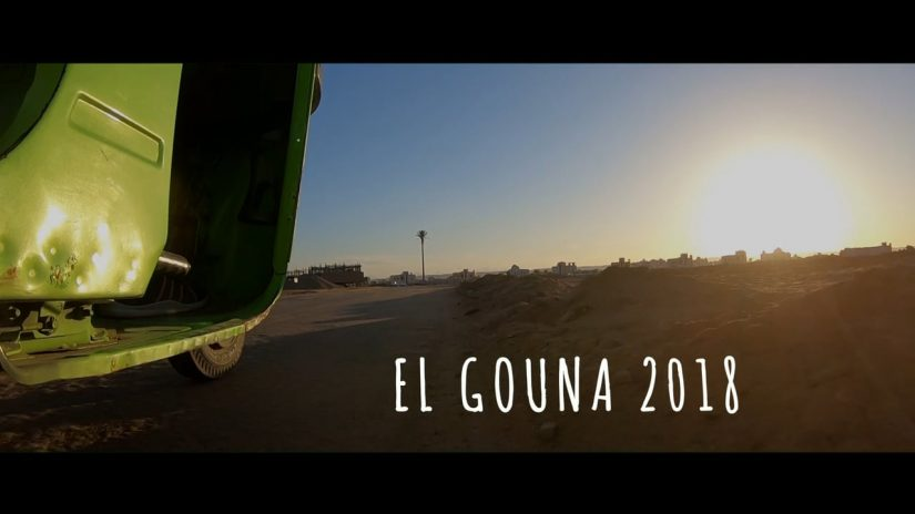 Kitesurfing Instructor Gouna 2018