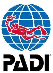 PADI Logo 218x300