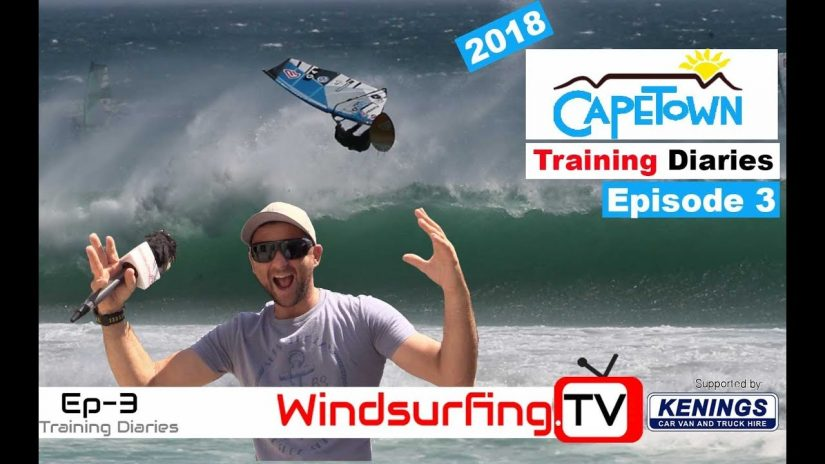Ep 3 Cape Town Training Diaries 2018