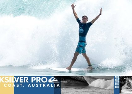 Griffin Colapintos 10 Point Triple Barrel Quiksilver Pro Gold Coast 2018 Highlight