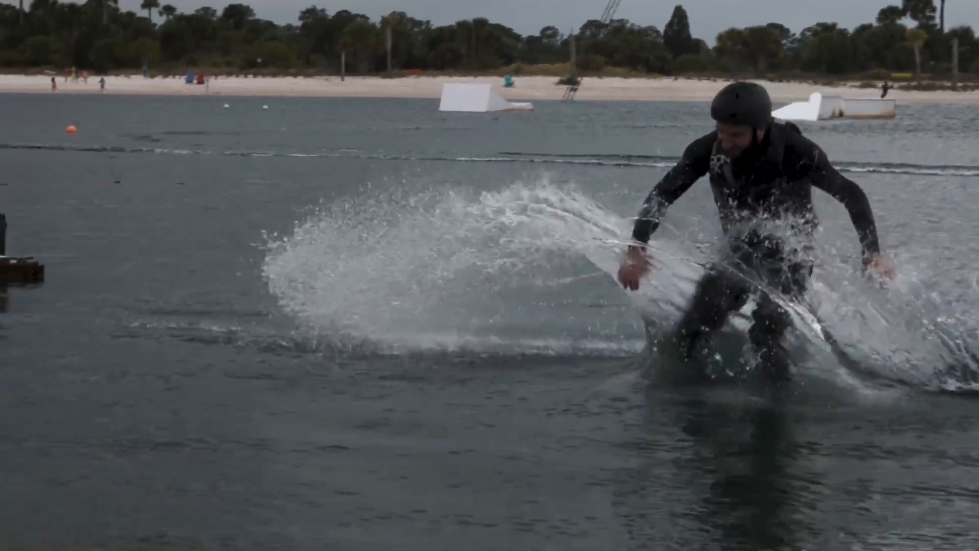 Wakeboarding Experience at a Cable Park in Florida