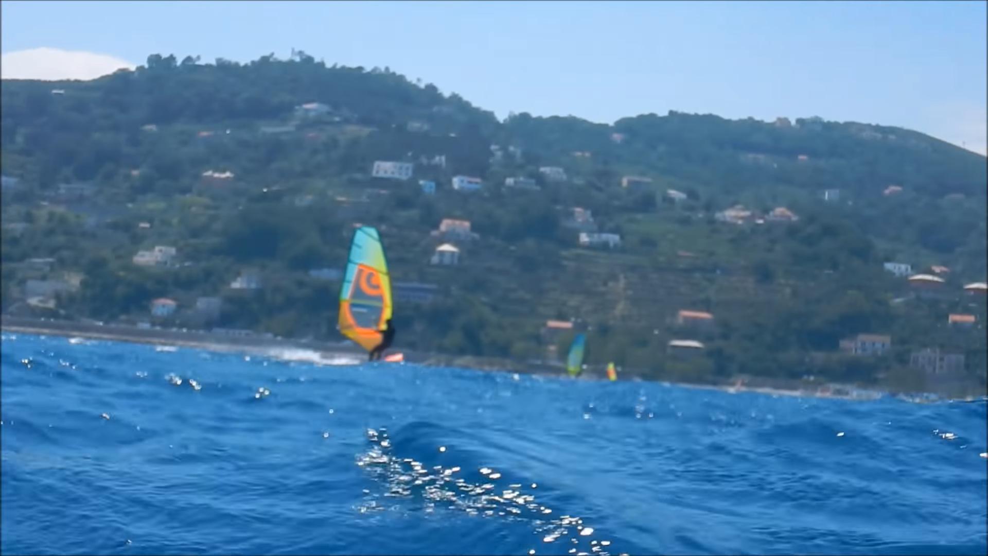 "Screenshotter WindsurfNoliLiguriaItaly20052018 0'33"""