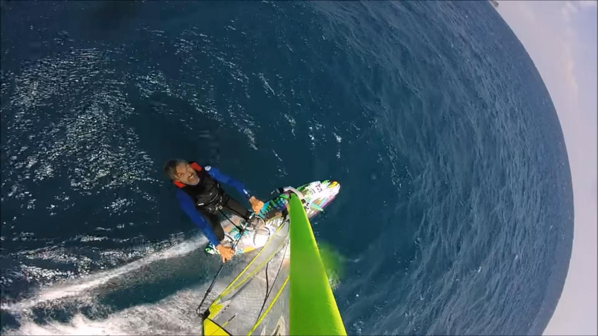 "Screenshotter WindsurfNoliLiguriaItaly20052018 0'42"""