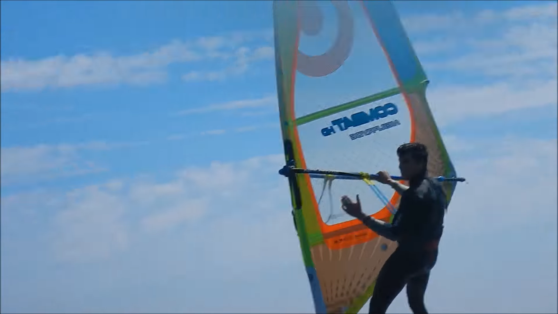 "Screenshotter WindsurfNoliLiguriaItaly20052018 3'57"""