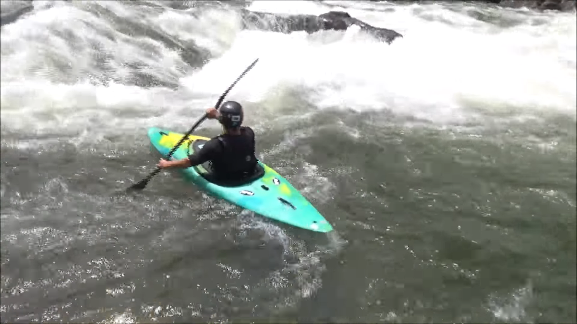 Screenshotter OcoeeRiverWhitewaterRaftingCarnageandKayakSurfing 2'22""