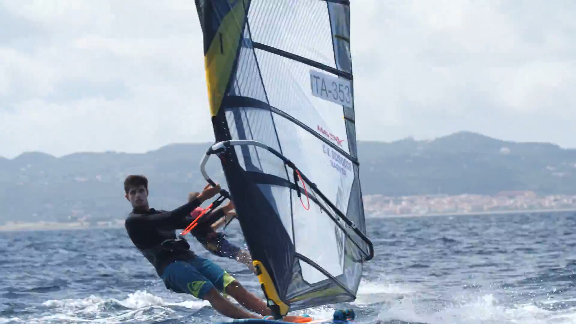 Screenshotter WINDSURFGRANDSLAM2018Day1 1'32""