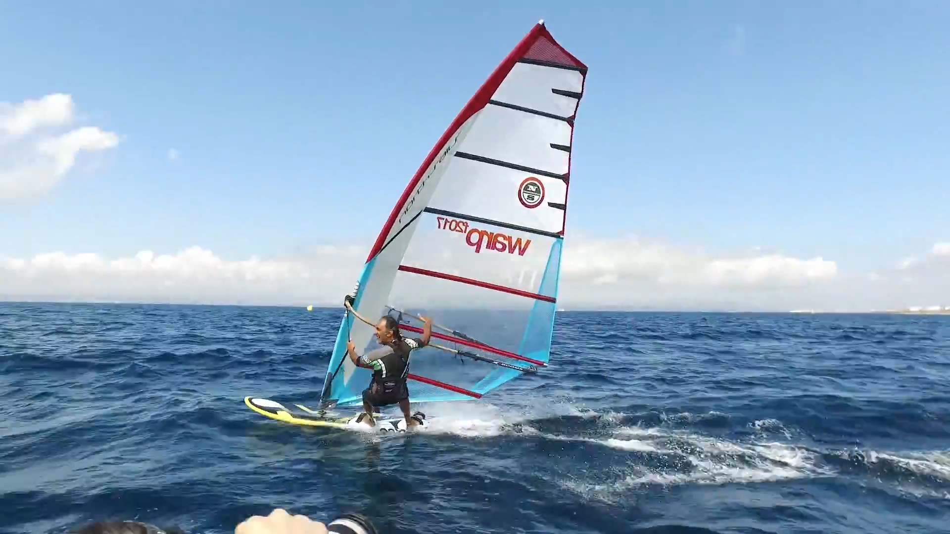 Screenshotter WINDSURFGRANDSLAM2018Day1 1'42""