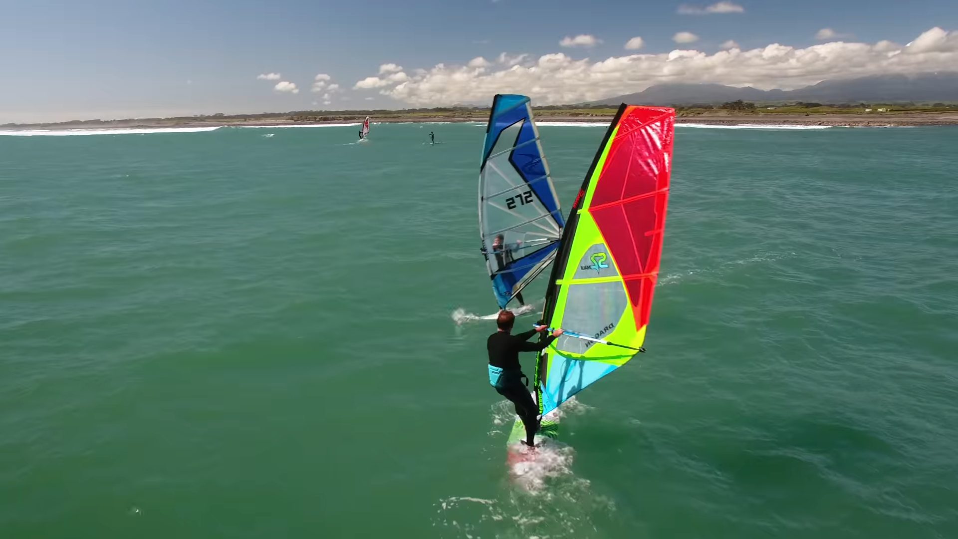 Taranaki Windsurfing Wave Classic 2018