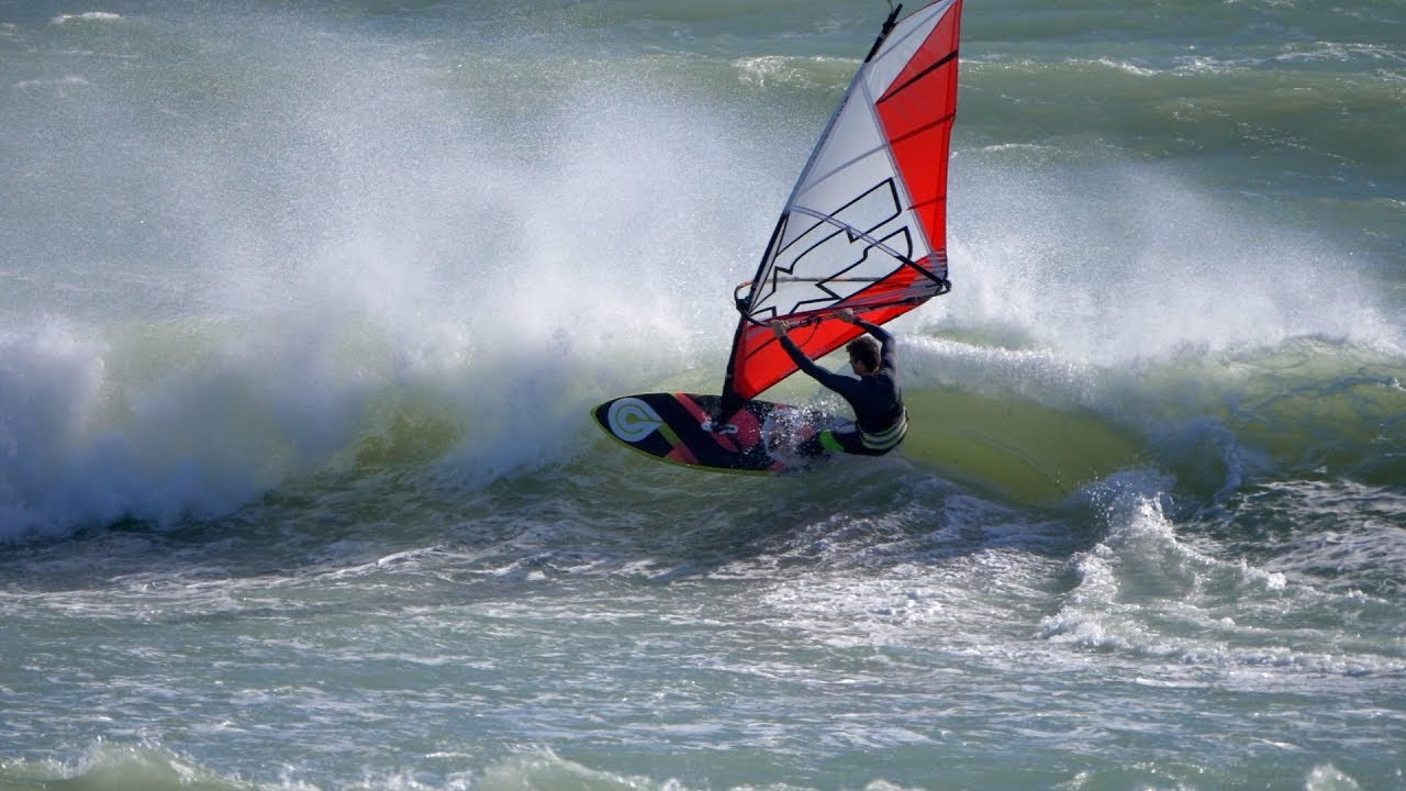 Windsurfing in Caños de Meca